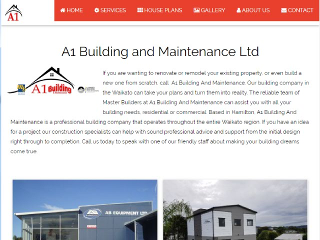 A1 Building and Maintenance Ltd