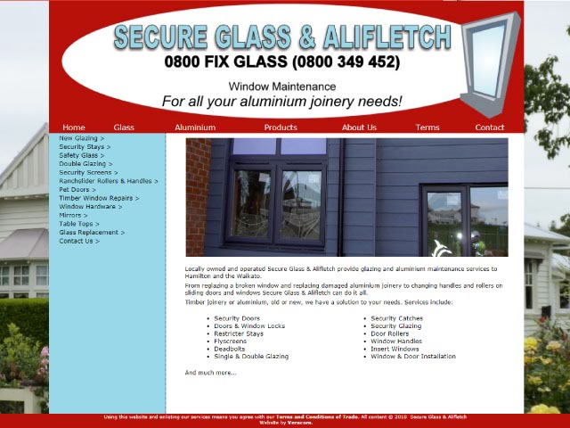 Secure Glass & Alifletch