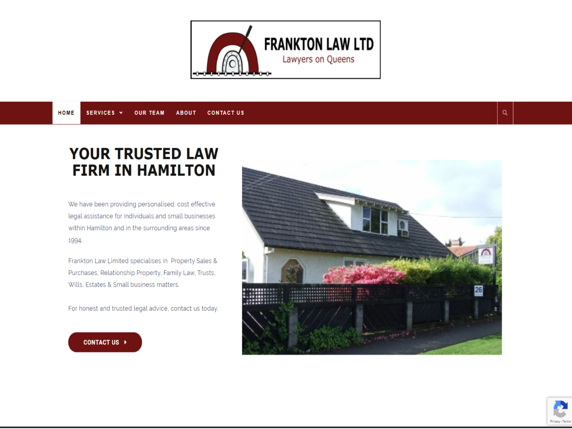 Frankton Law Ltd